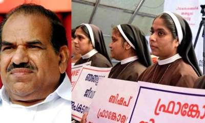 latest-news-kodiyeri-balakrishnan-against-nuns-strike