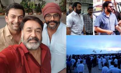 latest-news-mohanlal-prithviraj-movie-lucifer-movie-goes-on-floors