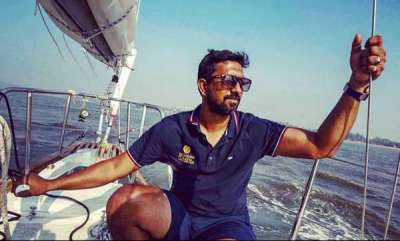 kerala-indian-navy-sailor-abhilash-tomy-inured-as-storm-hits-golden-globe-race