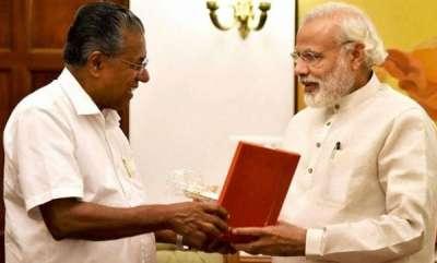latest-news-kerala-cm-pinarayi-vijayan-may-meet-pm