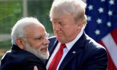 world-i-love-india-give-my-regards-to-my-friend-pm-narendra-modi-donald-trump-greets-sushma-swaraj