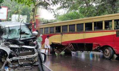 latest-news-ksrtc-bus-accident-in-tvm