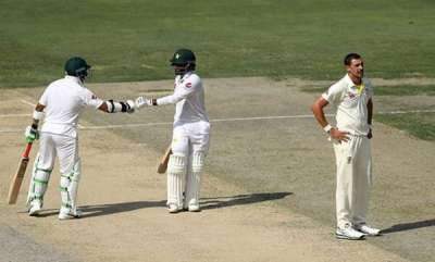 sports-news-pakistan-vs-australia-live-score-first-test-day-4-in-dubai-finch-khawaja-look-for-good-start