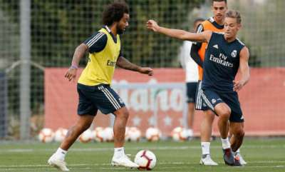 sports-news-marcelo-begins-light-training-with-real-madrid