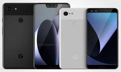 tech-news-google-pixel-3-pixel-3xl