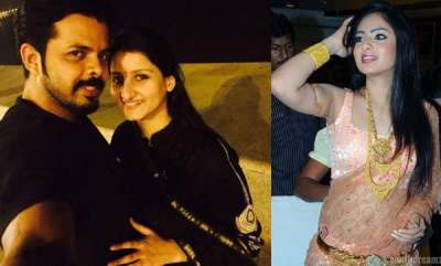 latest-news-sreesanths-ex-girlfriend-and-actress-nikesha-patel-upset-with-his-lies-about-his-wife