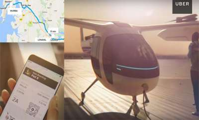 auto-uber-to-introduce-flying-taxi-in-india
