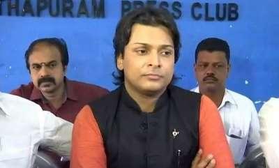 kerala-rahul-easwar-arrested-at-pampa-by-kerala-police