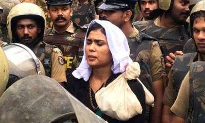 latest-news-rahna-fathima-against-sabarimala-priest