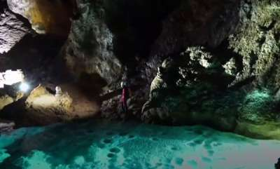 environment-china-sinkhole-reveals-huge-cave