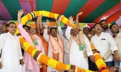 india-congress-leader-padmalochan-panda-joins-bjp