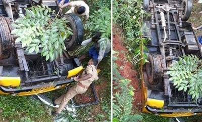 kerala-school-bus-carrying-20-children-falls-into-canal-in-tvm