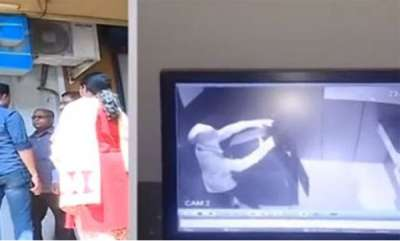 latest-news-atm-robbery-attemp-in-thrissur
