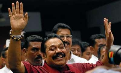 latest-news-mahinda-rajapaksa-sworn-in-as-sri-lankas-new-prime-minister