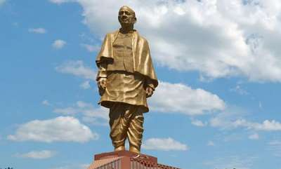 latest-news-farmers-threaten-to-drown-in-narmada-during-unveiling-of-statue-of-unity