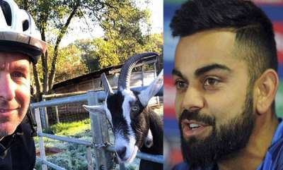sports-news-birthday-selfie-with-virat-kohli-michael-vaughan-clicks-picture-with-real-goat