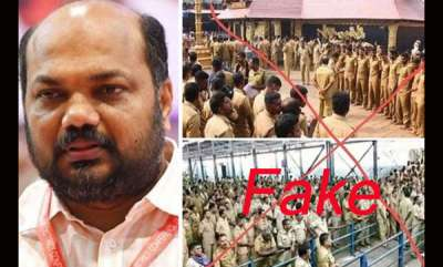 latest-news-p-rajeev-on-sabarimala-police-fake-photo-revealing-truth