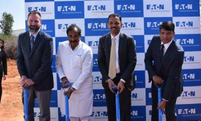 business-eaton-breaks-ground-in-bangalore-to-build-its-first-aerospace-manufacturing-facility-in-india