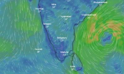 india-cyclone-gaja-to-make-landfall-in-tamil-nadu-by-evening