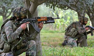 latest-news-attack-in-kashmir-indian-army-killed-four-terrorist