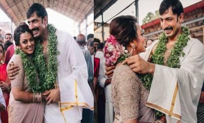 entertainment-actor-harish-uthaman-enters-wedlock
