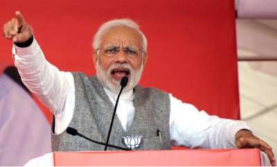 latest-news-congress-threatened-supreme-court-to-delay-ayodhya-case-till-2019-polls-alleges-pm-modi