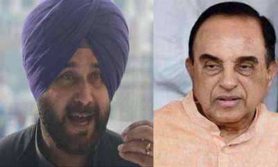 latest-news-sidhu-should-be-arrested-under-nsa-probed-by-nia-subramanian-swamy
