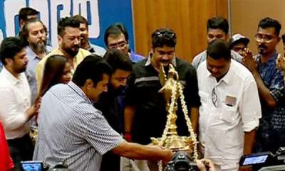 latest-news-mammootty-mohanlal-in-jayaram-movies-pooja