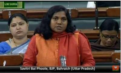 latest-news-bjp-mp-savithri-bhule-quits-party