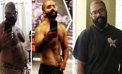 health-news-musician-govind-vasantha-weight-loss-story-fb-post