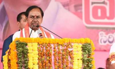 latest-news-kcr-to-take-oath-as-telangana-chief-minister-tomorrow