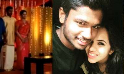 latest-news-sanju-samson-married-charulatha