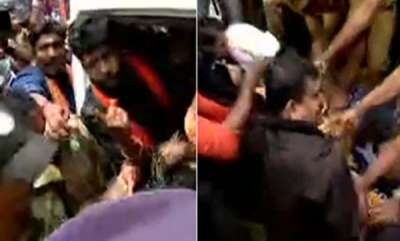 latest-news-protest-against-women-devotees-in-sabarimala
