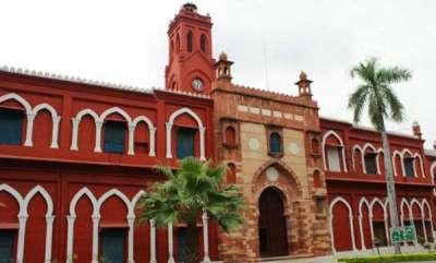 latest-news-students-demands-temple-construction-in-aligarh-muslim-university