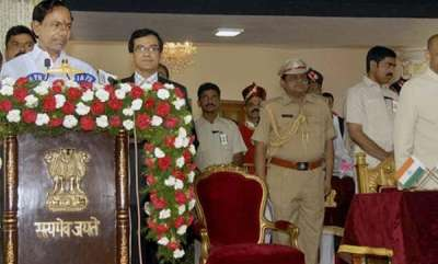 latest-news-delay-in-oath-ceremony-of-ministers-in-telengana
