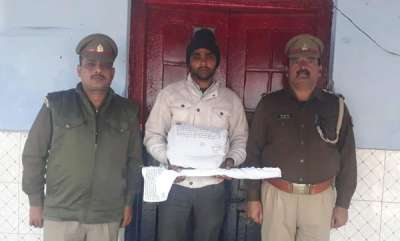 latest-news-in-bulandshahr-cops-murder-accused-who-attacked-him-with-axe-arrested