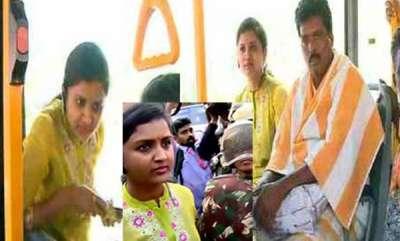 latest-news-women-reporter-at-pamba