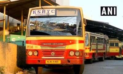 latest-news-harthal-ksrtc-bus-rally-at-trivandrum