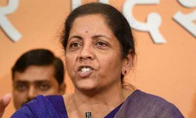 latest-news-bofors-brought-congress-down-rafale-will-bring-modi-back-nirmmala-seetharaman