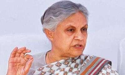 latest-news-sheela-dixit-to-helm-delhi-congress
