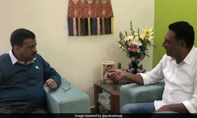 latest-news-prakash-raj-meets-aravind-kejriwal