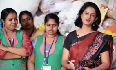 rosy-news-recycled-sari-price-vasuki-ias
