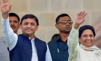 india-sp-bsp-announce-tie-up-sans-congress-for-lok-sabha-polls-to-contest-38-seats-each-in-up