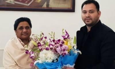 india-bjp-will-be-whitewashed-tejashwi-yadav-after-meeting-mayawati
