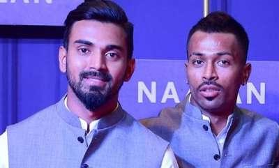 sports-news-hardik-pandya-and-lokesh-rahul-in-more-trouble