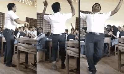 latest-news-teachers-viral-dance-in-class-room