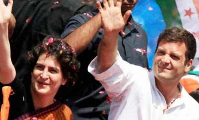 latest-news-congress-chief-rahul-gandhi-expressed-his-happiness-over-his-sister-priyanka-gandhi-vadras-formal-entry-into-politics