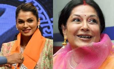 latest-news-actor-isha-koppikar-joins-bjp-as-head-of-women-transport-wing