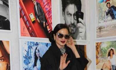 latest-news-actress-rekha-viral-video