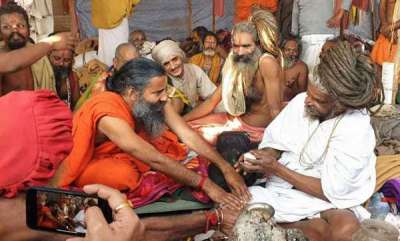 latest-news-ram-krishna-didnt-smoke-why-should-we-ramdev-to-sadhus-at-kumbh